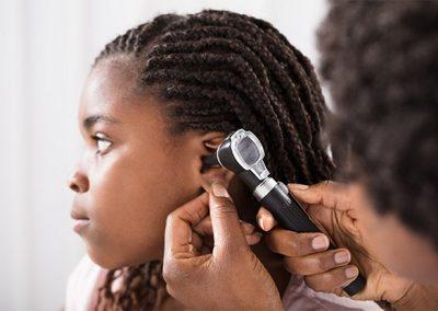 Atenção ao paciente pediátrico na Unidade de Otorrinolaringologia