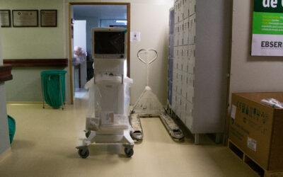 Hospital de Clínicas recebe R$ 3 milhões contra a COVID-19 pela parceria dos Amigos do HC com a Megamania