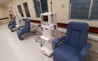Hospital de Clínicas recebe poltronas para pacientes e seus acompanhantes com apoio da Megamania