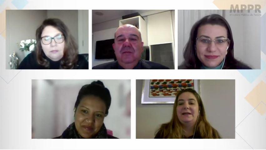 Amigos do HC realizam live junto ao Ministério Público do Paraná para lançar o site CEDIVIDA